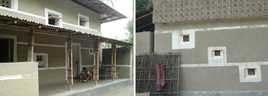 Homemade Family Houses In Bangladesh Earth Architecture